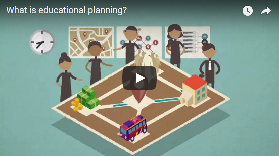 What is education planning
