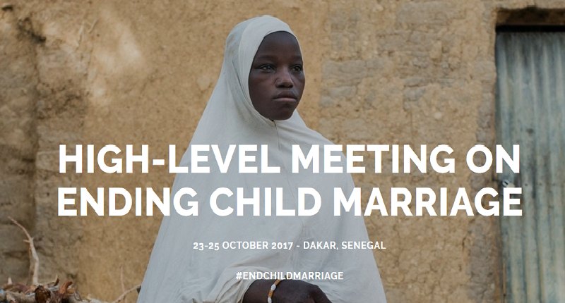 High-level meeting on ending child marriage